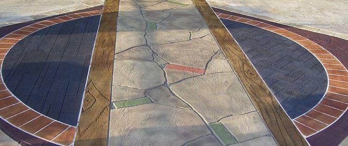 Чем обусловлена популярность декоративного бетона?