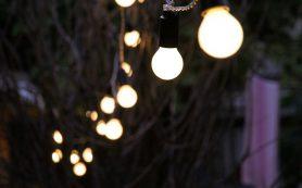 Светодиод. Светоизлучающие диодные (LED) гирляндные лампы