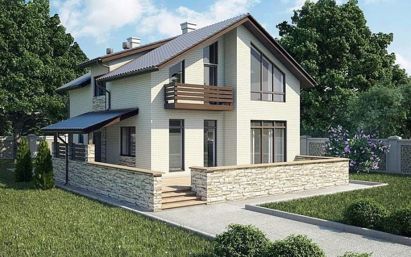 Этапы строительства дома из автоклавного газобетона