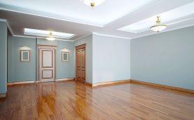 Материал для напольного покрытия различных комнат