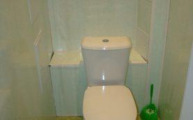 Панели для стен в туалете: оригинальный способ отделки