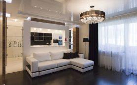Актуальные тенденции в оформлении современных гостиных