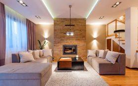 Стиль модерн для современного дома