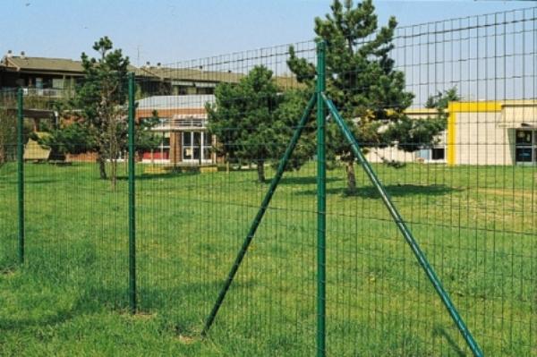 Сварной забор: сочетание надежности и эстетики