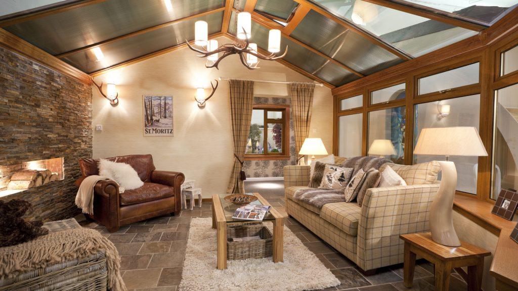 Дизайн интерьера загородного дома — обзор
