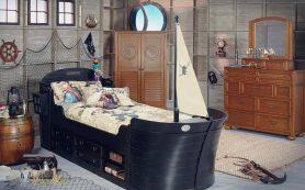 Дизайн детской комнаты – от всего сердца