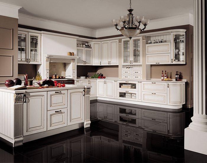 Встроенная техника в кухонном интерьере