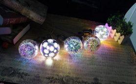 Декоративные светодиодные лампы нового поколения