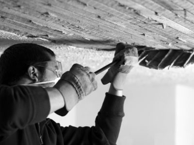 Демонтаж потолка вместе с «СоюзДемонтаж»