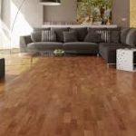 Пол и потолок: средства зонирования пространства квартиры