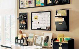 Работа на дому: идеи для домашнего офиса