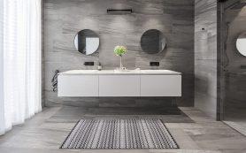 Эргономика ванной комнаты: расставляем сантехнику и аксессуары правильно