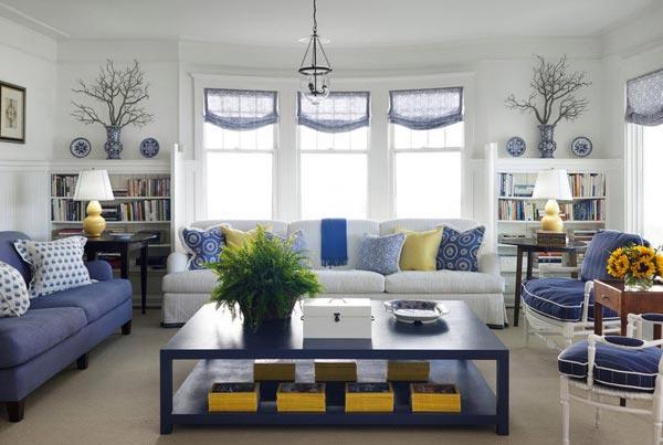 Подушки — как декор интерьера
