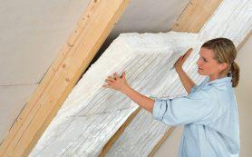 Использование гипсокартона и минваты для утепления стен