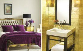Идеи для спальни и ванной: царство женщины