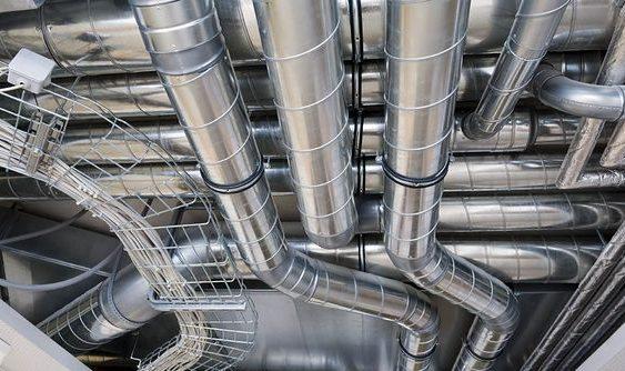Монтаж системы вентиляции и кондиционирования: виды и особенности