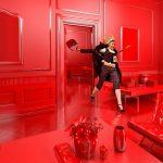 Красные интерьеры: оживляющая подборка идей