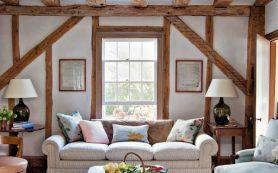 Как без большого ремонта убрать неровности потолка