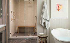 Пластиковые панели для ванной: эстетика в практичных решениях