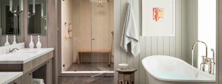 Большие возможности маленьких ванных: море идей и советов