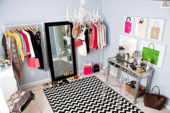 Зачем нужна гардеробная комната