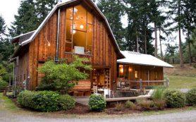 Сказочный уют в реальной жизни: дом в стиле шале