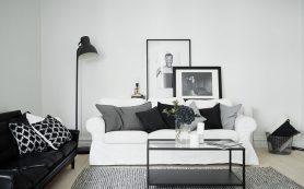 Нескучный белый: чистота и легкость в интерьере дома