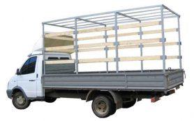 Каркасы для грузовых автомобилей: переоборудование автомобилей в Ярославле