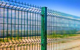 Быстровозводимый забор