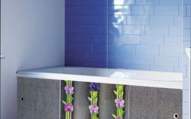 Крутые идеи отделки деревом ванной и туалета
