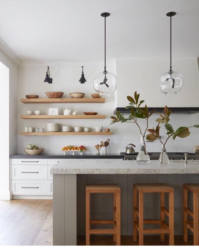 Скандинавская кухня: рецепт идеального интерьера