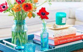 9 идей как использовать книги в интерьере