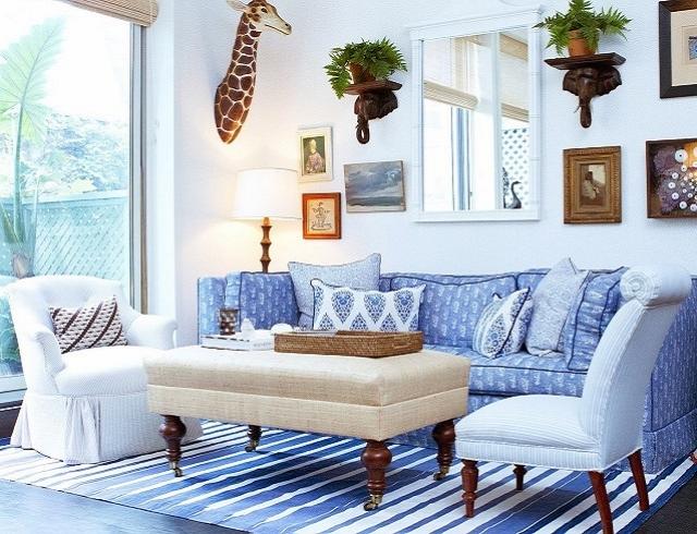 Как изменить интерьер дома без ремонта
