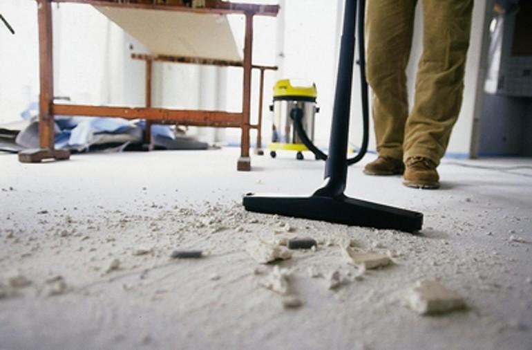 Уборка после ремонта: профессиональная помощь в Минске от специалистов компании «Проблеск»
