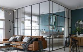 Высококачественные перегородки из стекла от компании СтеклоФэст