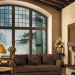 Ломаем стереотипы: интерьеры с современными окнами