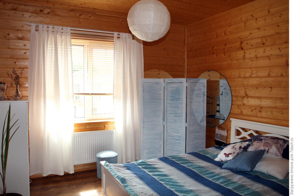 Комната в средиземноморском стиле: просто, недорого и очень уютно