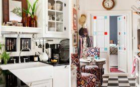 Как почувствовать себя счастливой на маленькой кухне
