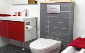 Гигиенический душ для унитаза со смесителем: цены, установка