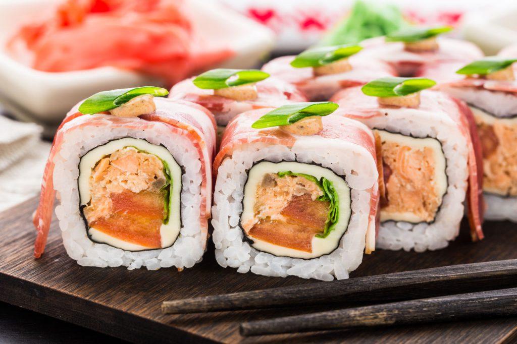 Японские обычаи-что такое суши?