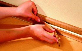 Как спрятать провода: инструкция к действию