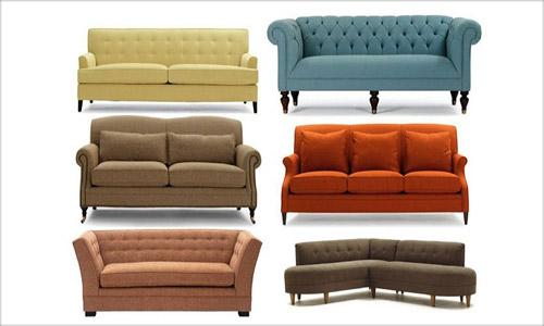 Основные формы диванов: как выбрать мягкую мебель и обеспечить себе максимальный комфорт?