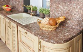 Лучшие идеи кухонной столешницы