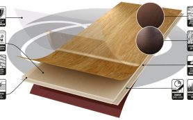 Плиты и листовые материалы для устройства чернового пола