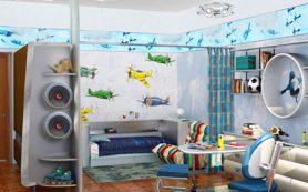 Детская комната для мальчика — как обустроить гармоничное пространство?