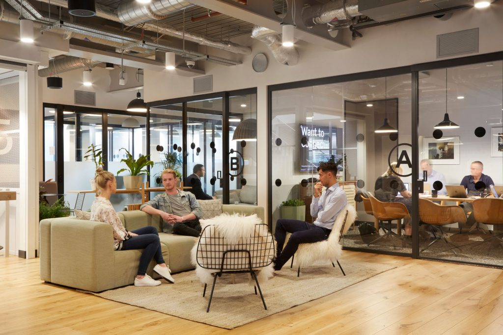 Необычные офисы нужны работникам!