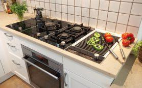 Выбираем плиту для кухни