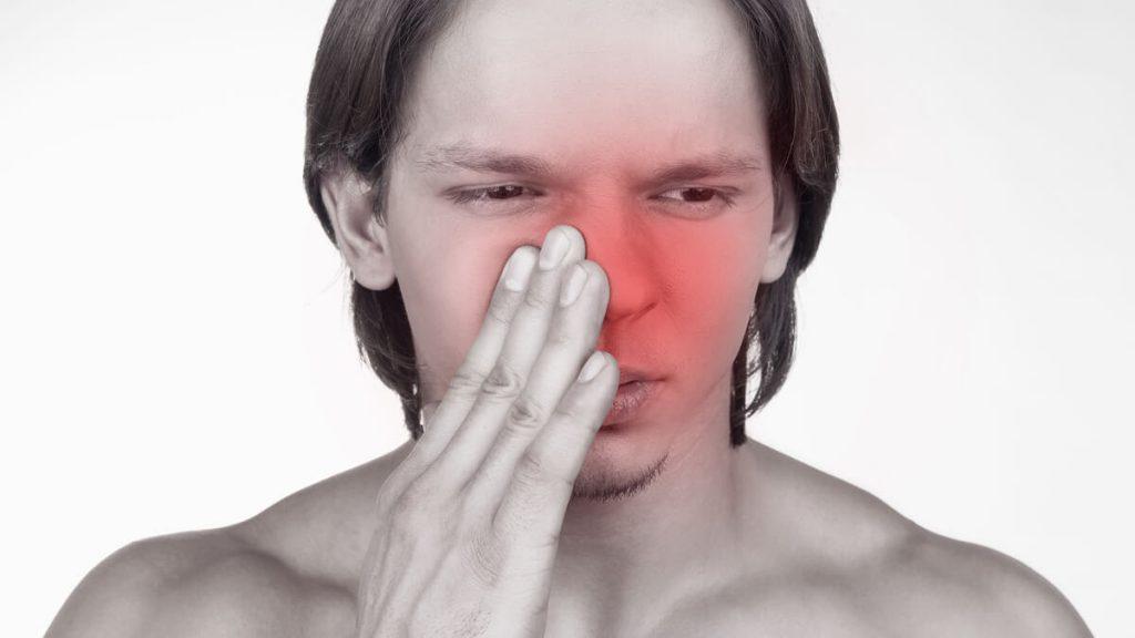 Заболевания вызванные синуситом