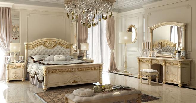 Классические спальни — секреты удачной меблировки и тонкости декора
