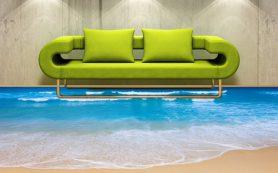 Наливные полы или реальный мир под ногами